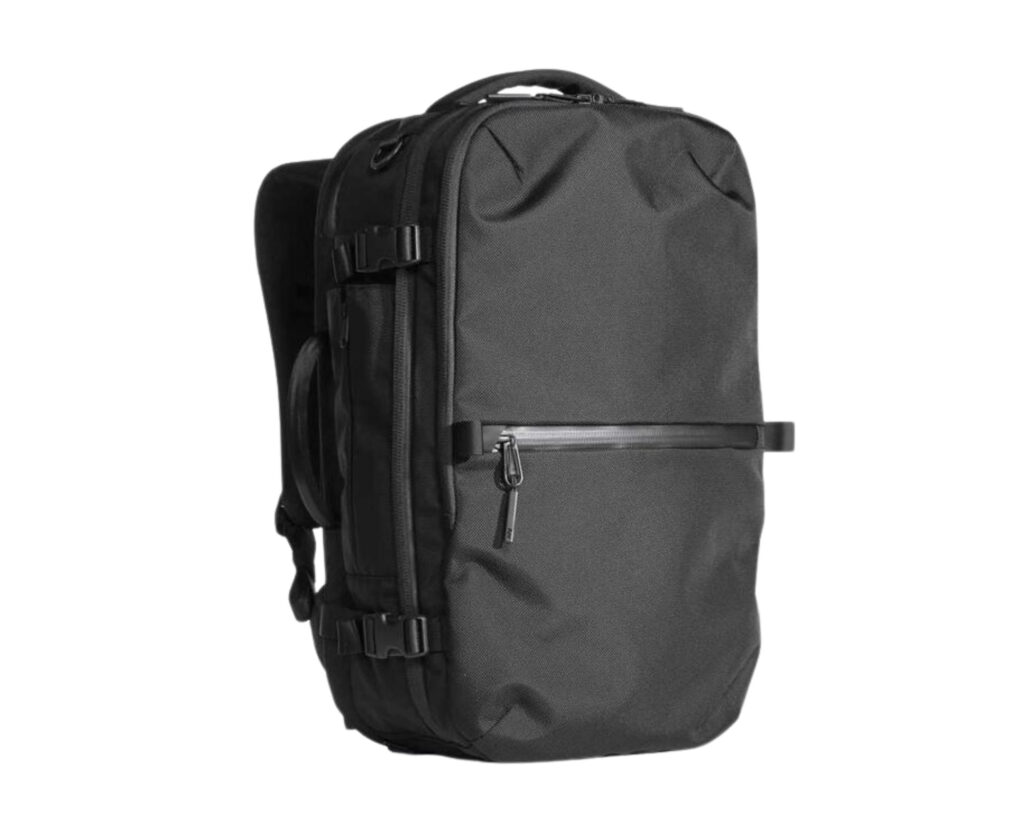 AER Travel Pack 2 review: front view of the AER Travel Pack 2 backpack