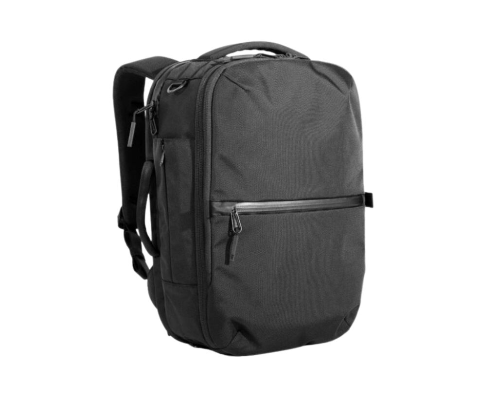 AER Travel Pack 2 review: AER Travel pack 2 front view