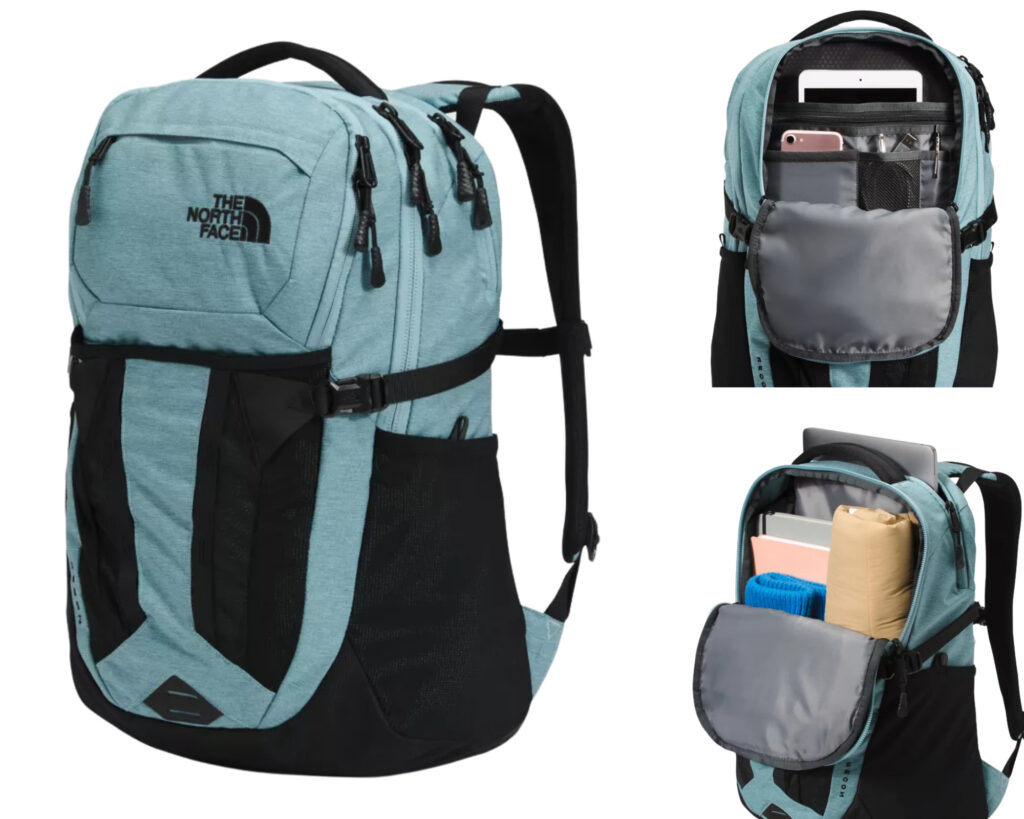 Best backpacks for techies: North Face Recon backpack
