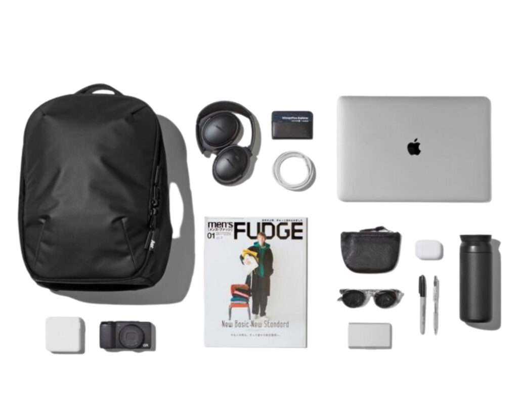 Best backpacks for techies; AER Day Pack 2