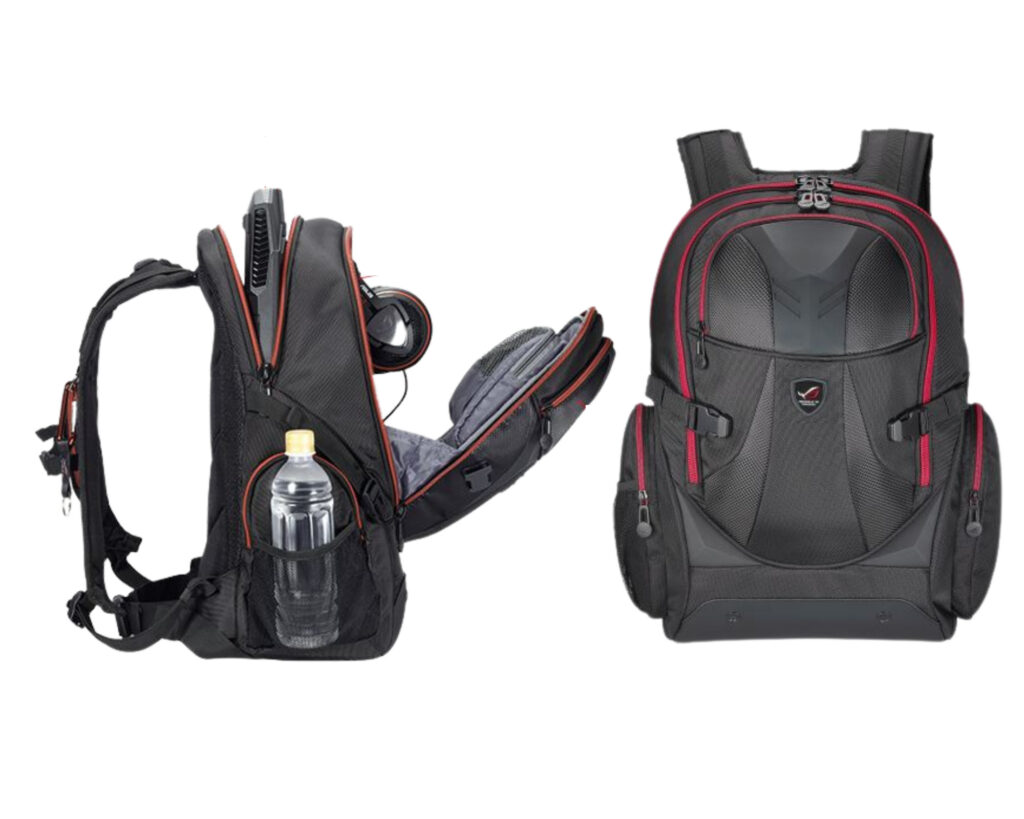 Best backpacks for techies; Asus ROG Gaming backpack