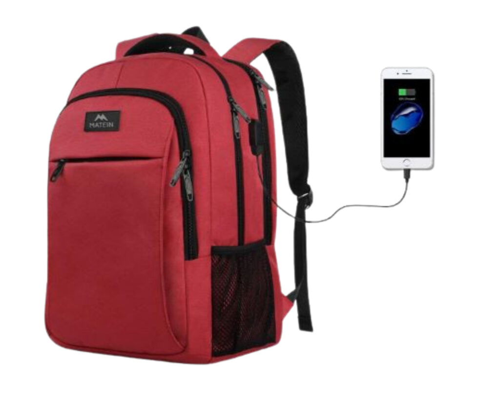 Different types of backpacks: a smart backpack