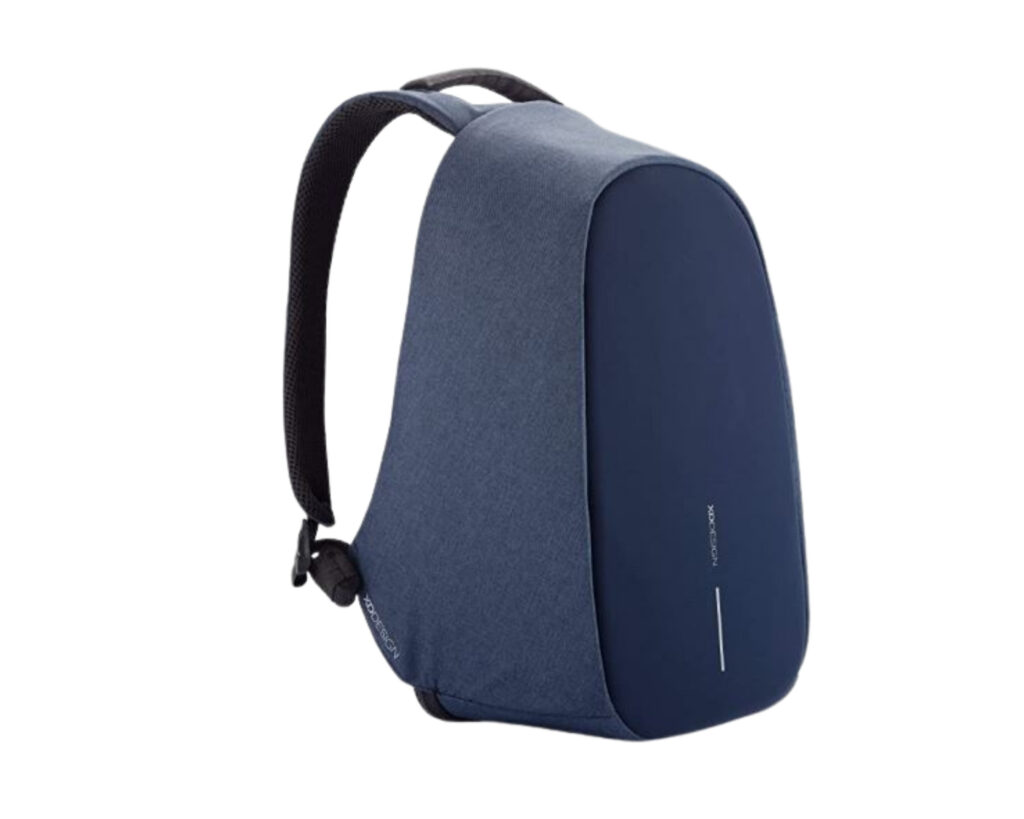 Different types of backpacks: a antitheft backpack