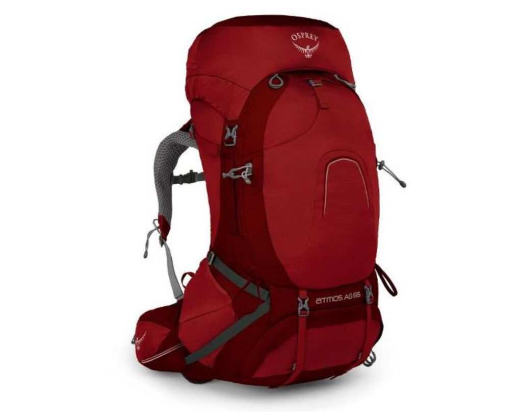 Different types of backpacks: a hunting backpack