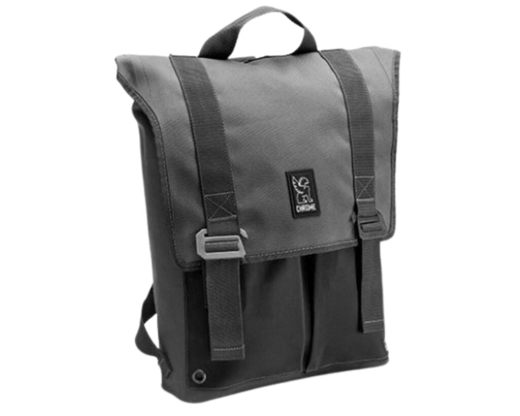 Different types of backpacks: a rucksack backpack