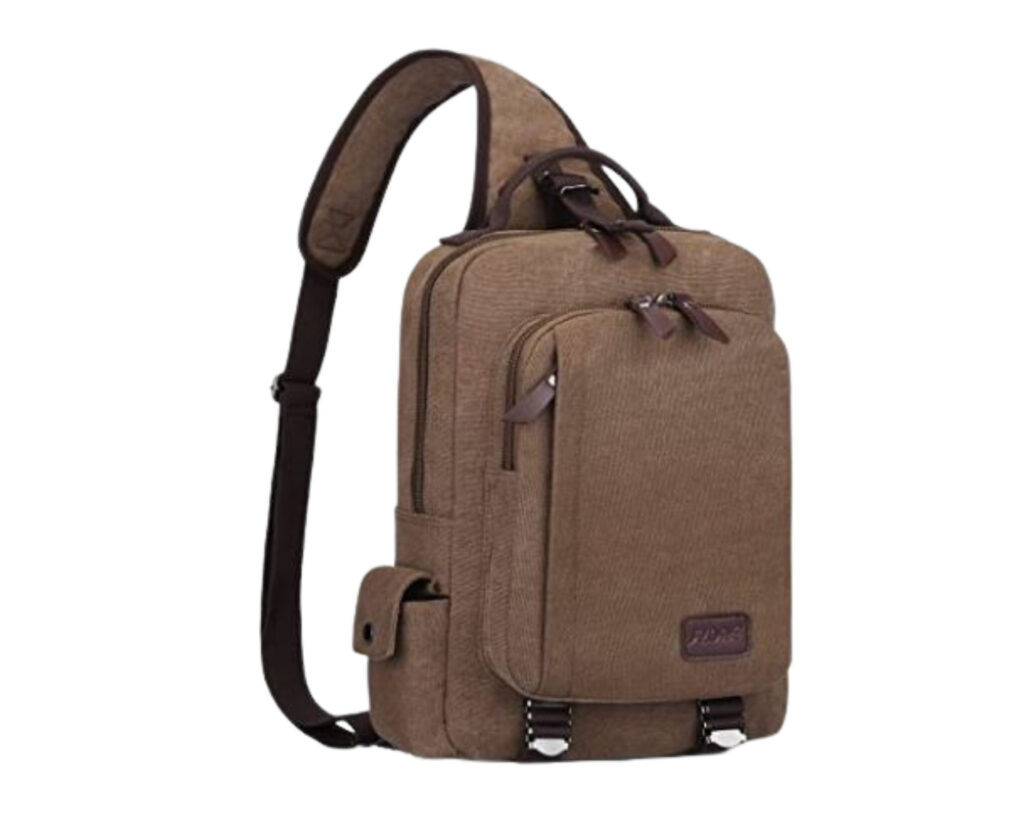 Different types of backpacks: a satchel backpack