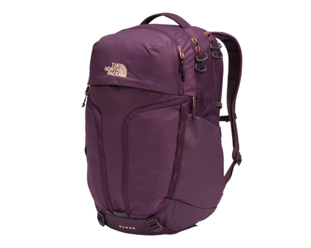 North Face Surge review: the newly designed Women North Face Surge backpack