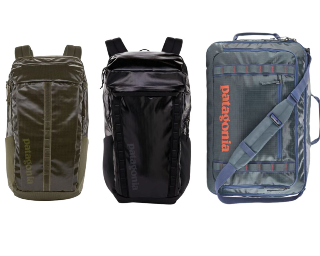 Patagonia Black Hole backpack review: the 25L, 32l and 45l backpacks