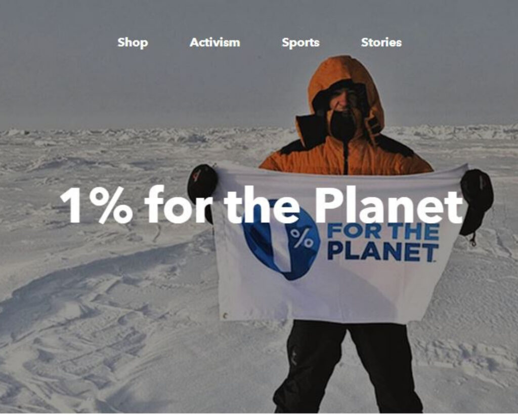Patagonia Black Hole backpack review: Patagonia 1% for the planet image