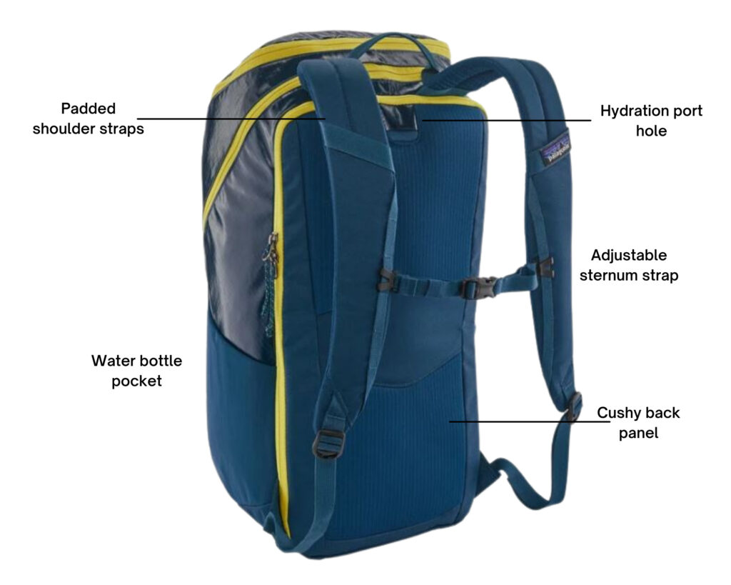 Patagonia Black Hole backpack review: the 25l backpacks with features