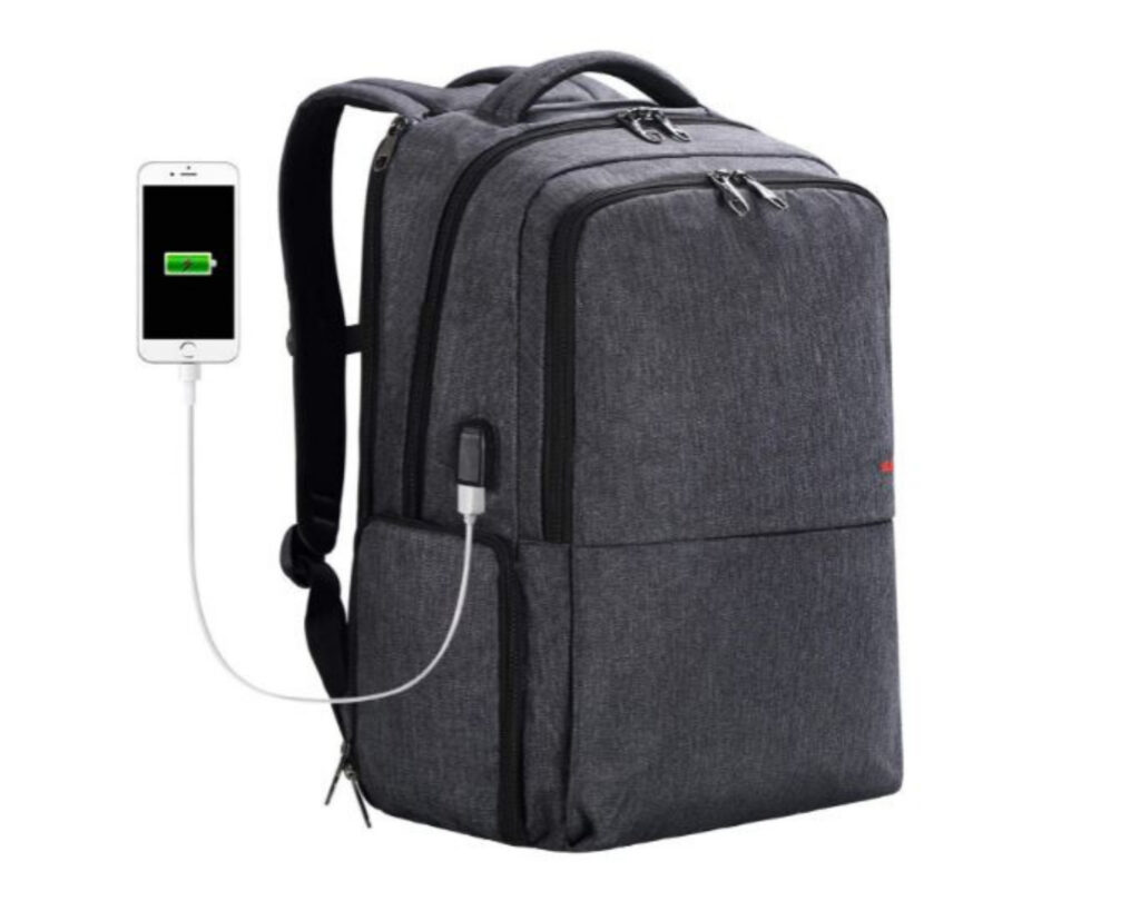 Backpacks with Detachable Lunch Box: Slotra 17inch Laptop Backpack