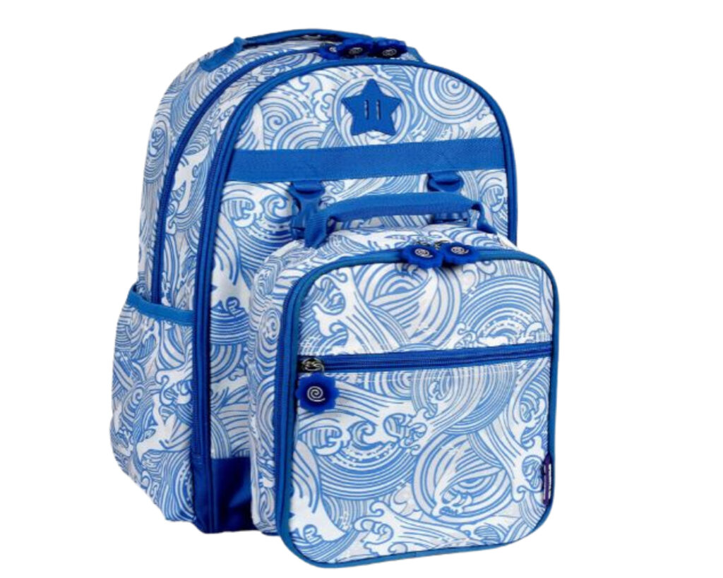 Backpacks with Detachable Lunch Box: J World New York Kids' Duet Backpack with Detachable Lunch Bag