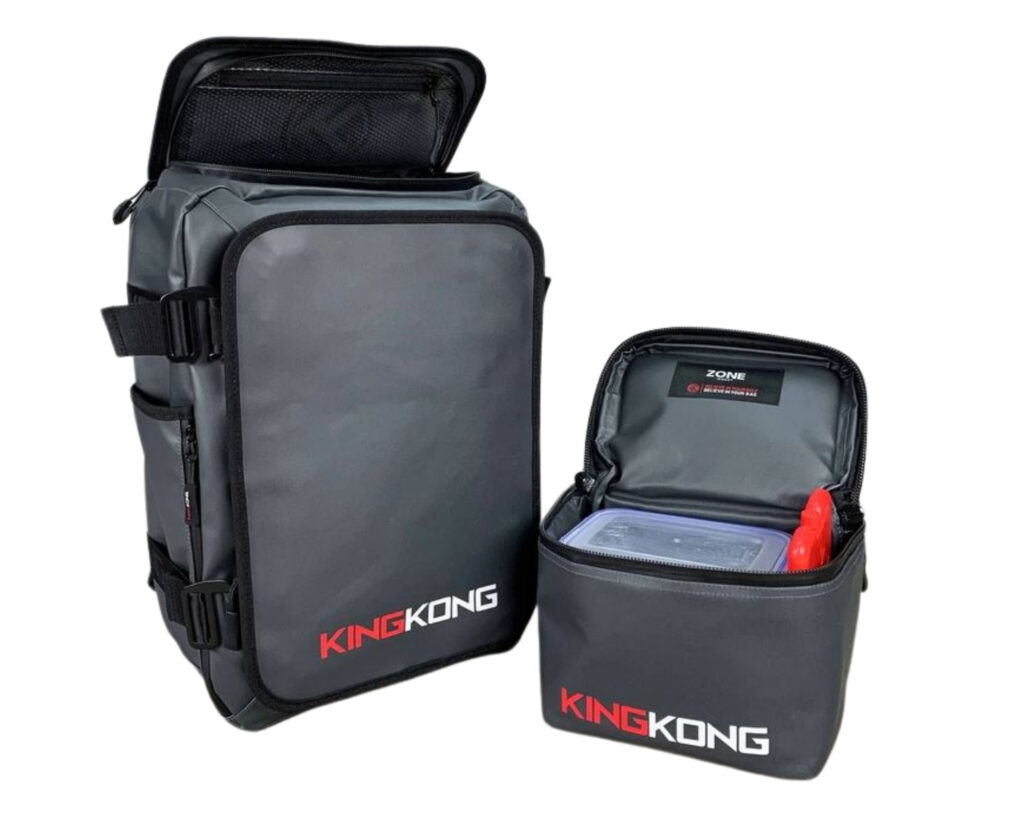 Backpacks with Detachable Lunch Box: King Kong Zone25 Backpack