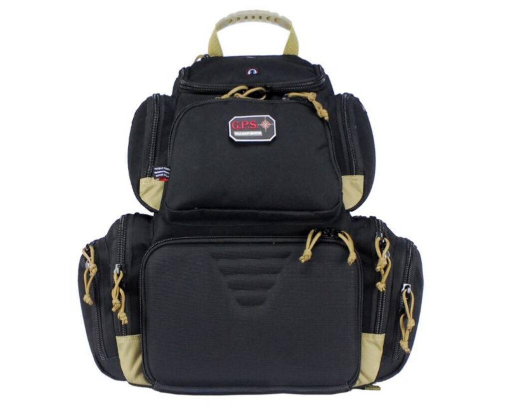 Best concealed carry: G. P. S. Handgunner Backpack
