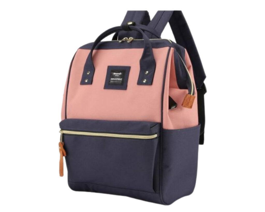 Backpack with water bottle holder: Himawari backpack