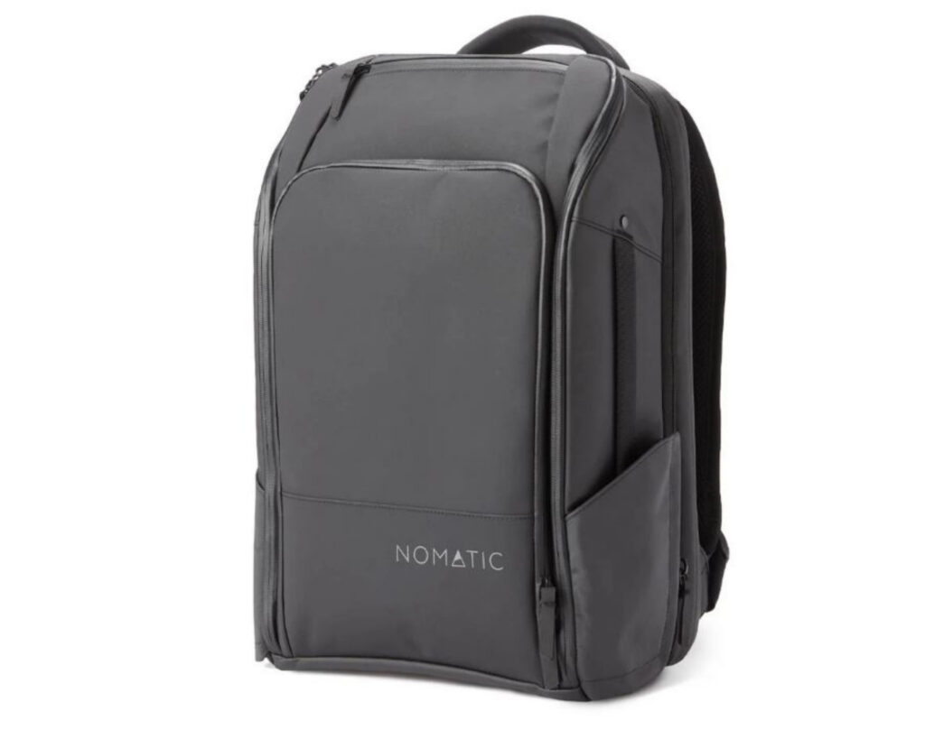 Backpack with water bottle holder: Nomatic Travel ack backpack