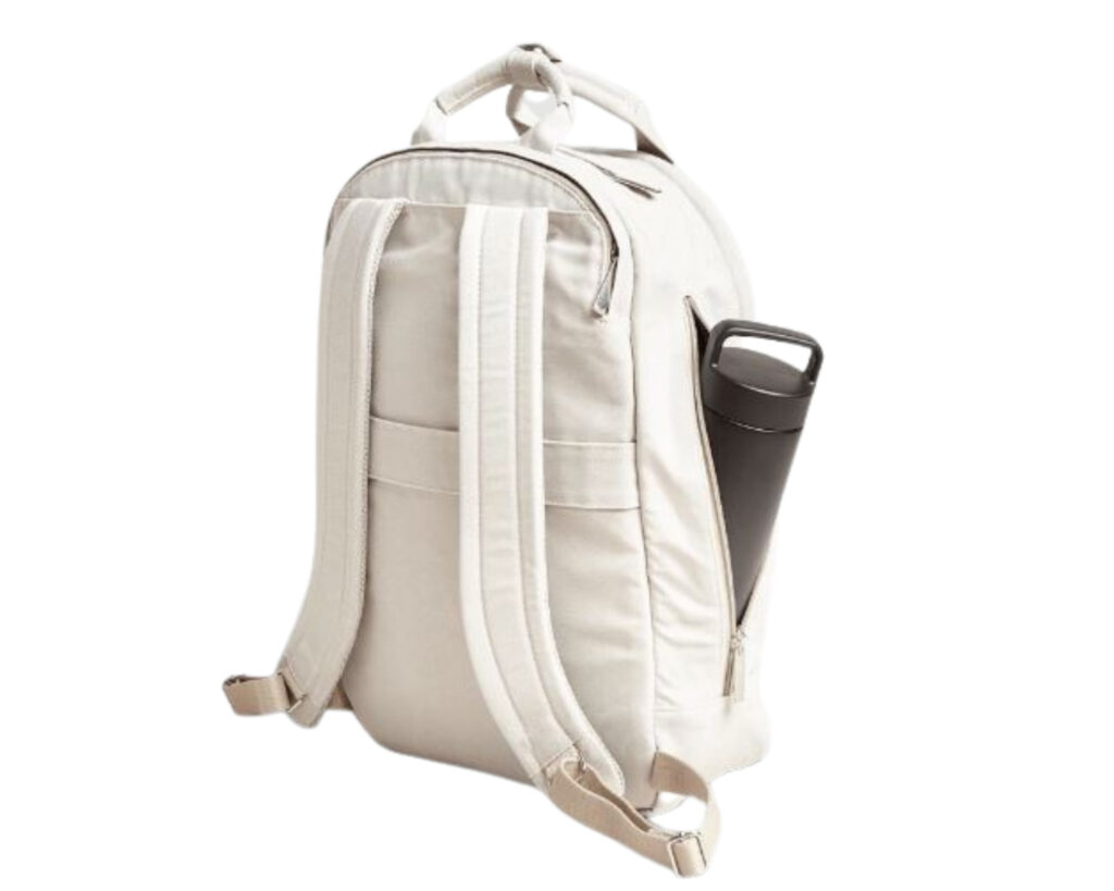 Backpack with water bottle holder: Day Owl backpack
