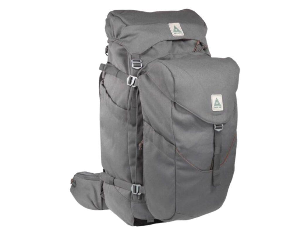 Backpacks with detachable daypack: Salkan The Backpacker