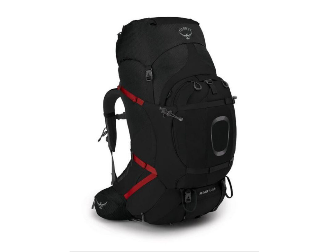 Backpacks with detachable daypack: Osprey Aether Plus 85 Backpack