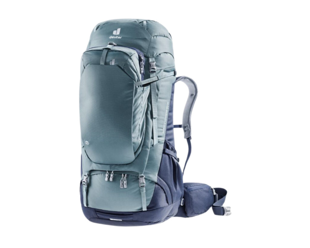 Backpacks with detachable daypack: 9. Aviant Voyager 65 + 10