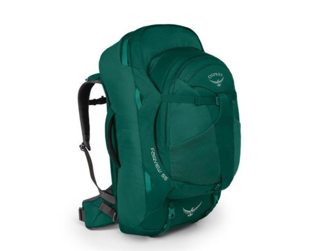 Backpacks with detachable daypack: Osprey Fairview 55L Backpack