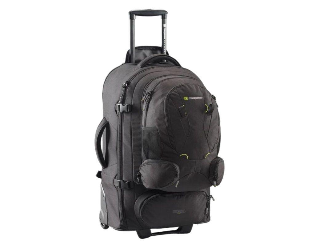 Backpacks with detachable daypack: Caribee Sky Master II 70 Wheeled Travel Pack