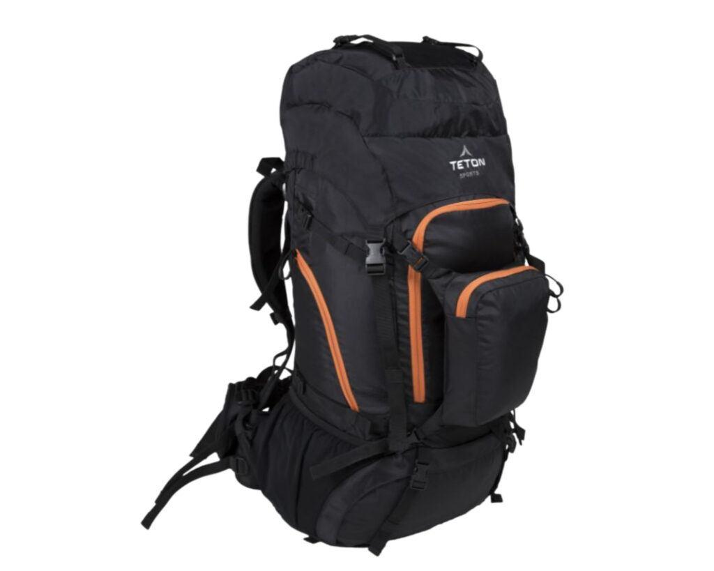Backpacks with detachable daypack: Teton Sports Grand 5500 Backpack