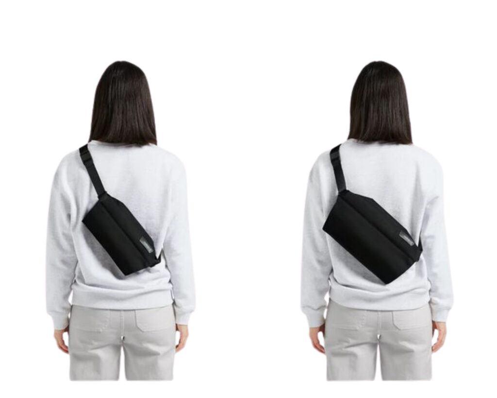 Best Small Backpacks for Women: Bellroy Sling pack