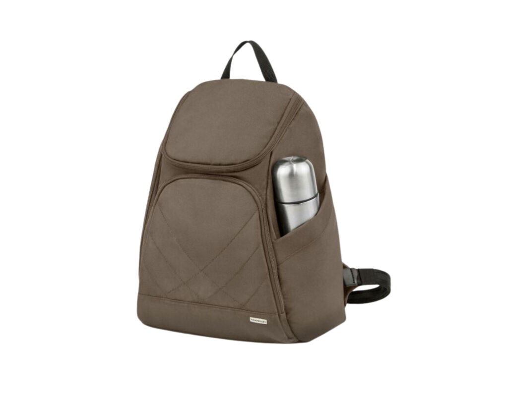 Best Small Backpacks for Women: Travelon Anti-Theft Backpack