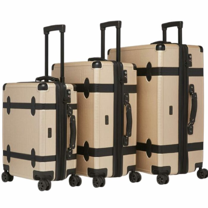 Calpack Luggage Review: Trnk 3 piece set