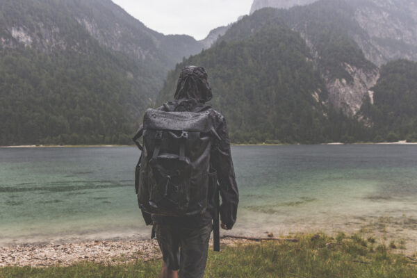are north face backpacks waterproof - feature image
